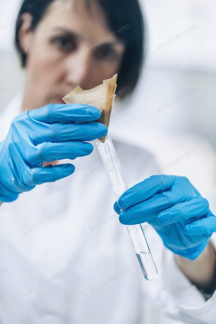 Soil Samples Testing Laboratory