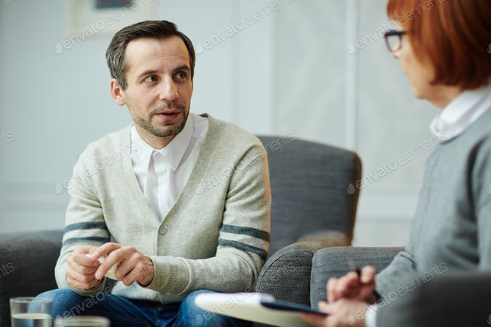 Meeting with counselor