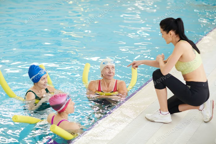 Aqua Fitness Training