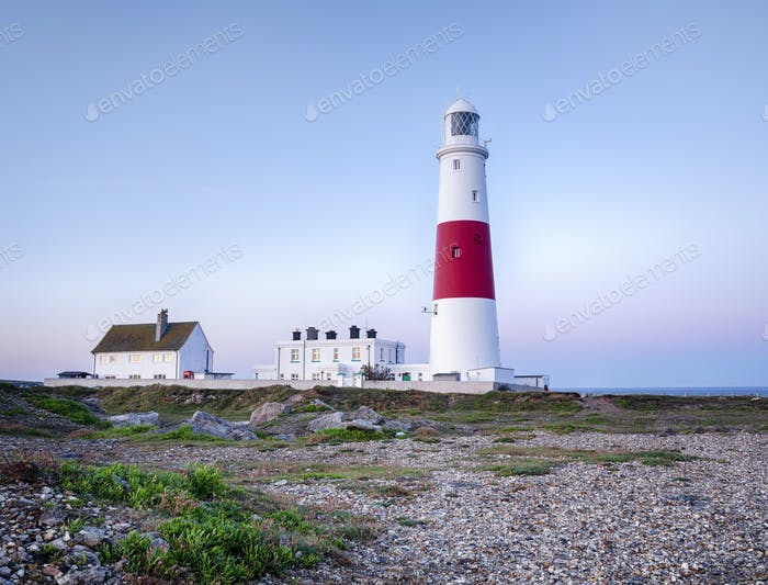 Portland Bill Lighthouse