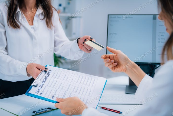 Paying Health Insurance with Credit Card
