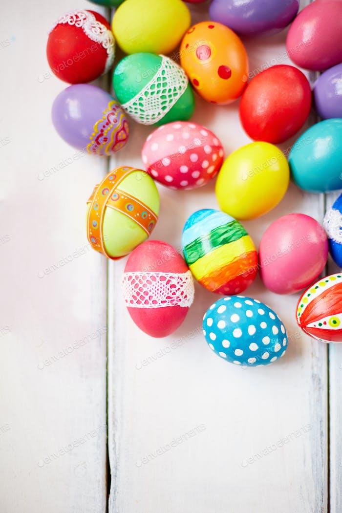 Creative Easter symbols