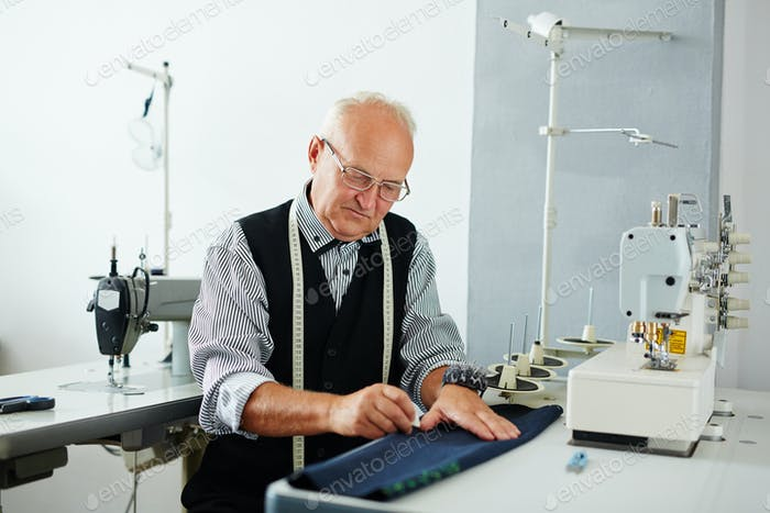 Small tailoring business