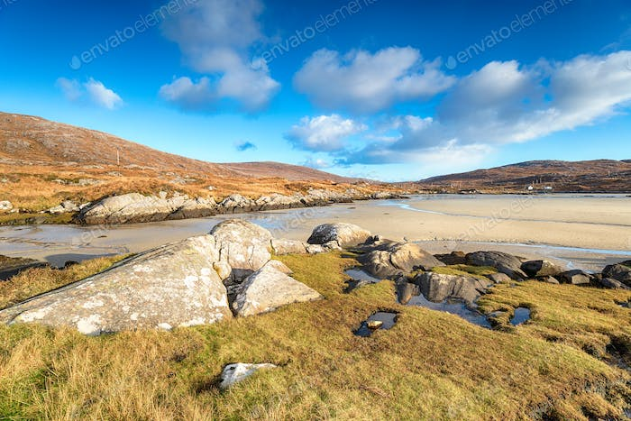 Luskentyre in the Western Isles