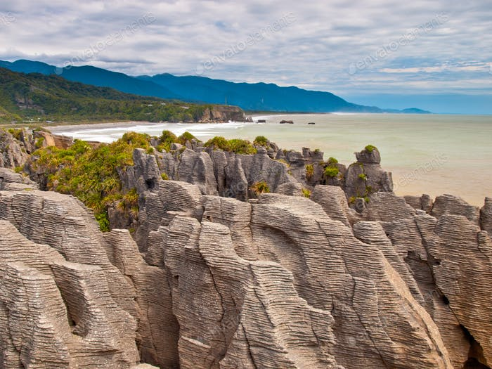 Sedimentary Rocks New Zealand