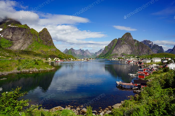 Lofoten Archipel Norwegen