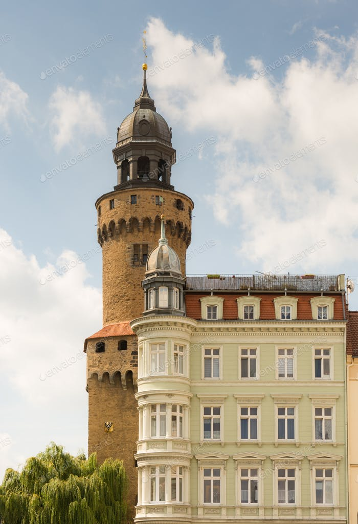 Reichenbacher Tower in Goerlitz