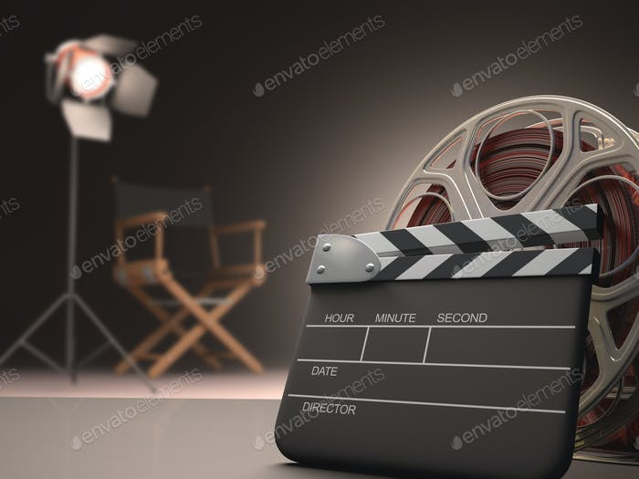 Clapboard Cinema Entertainment