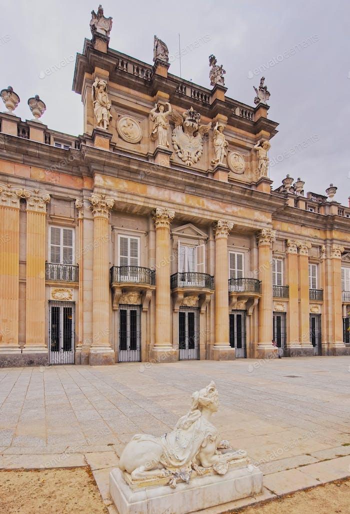Thumbnail for La Granja de San Ildefonso