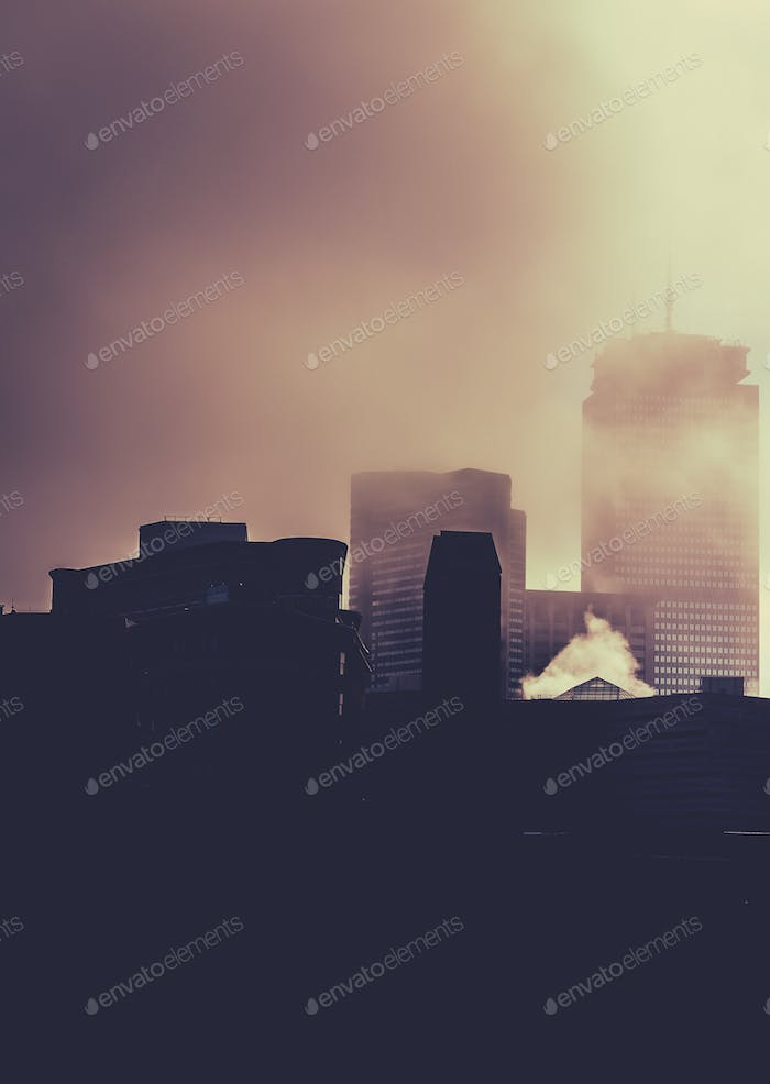 Big City Fog