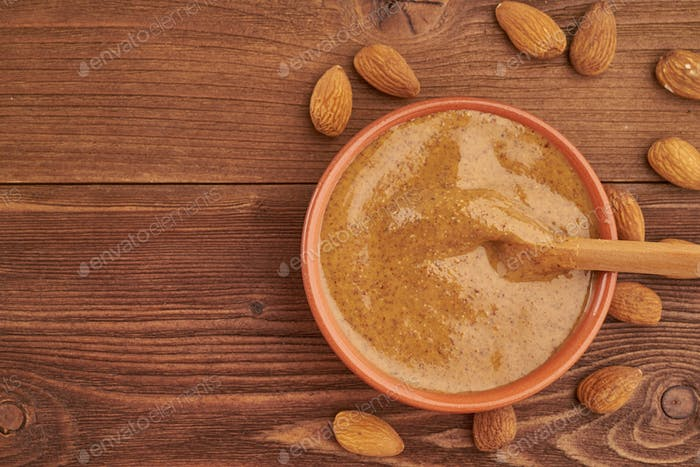 almond butter, raw food