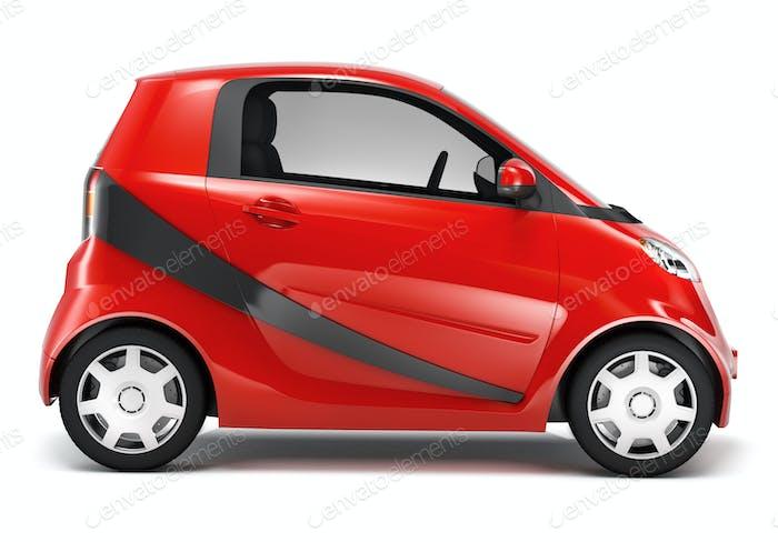 Hybrid car