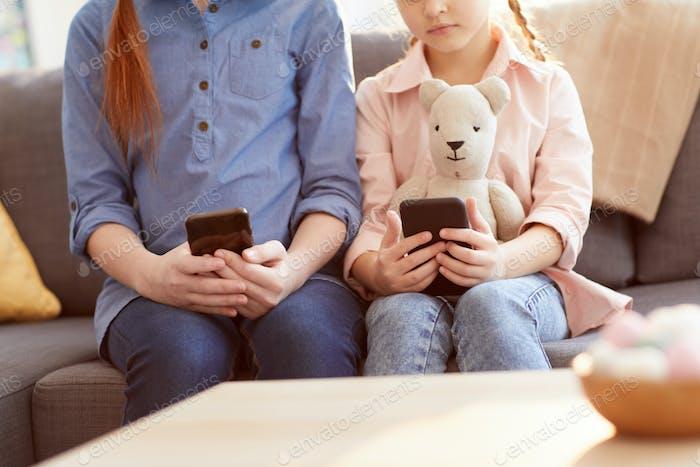 Children with Smartphone Addiction