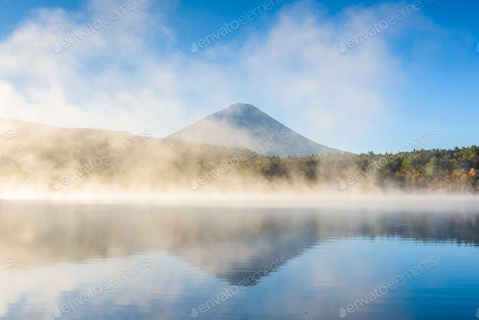 Lake Saiko, Japan