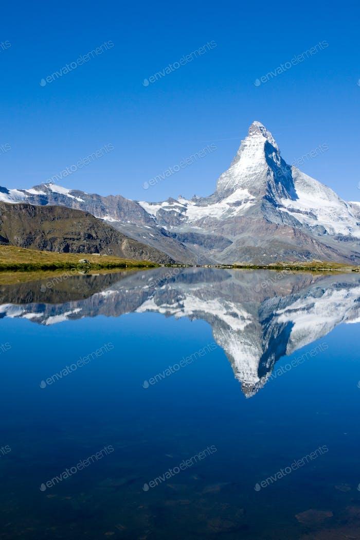 Das berühmte Matterhorn