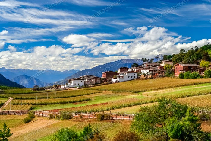Village in Yunnan