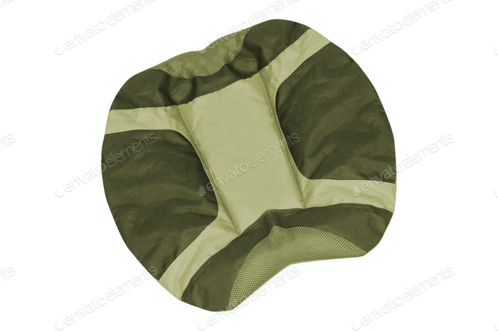 soft cushion isolated