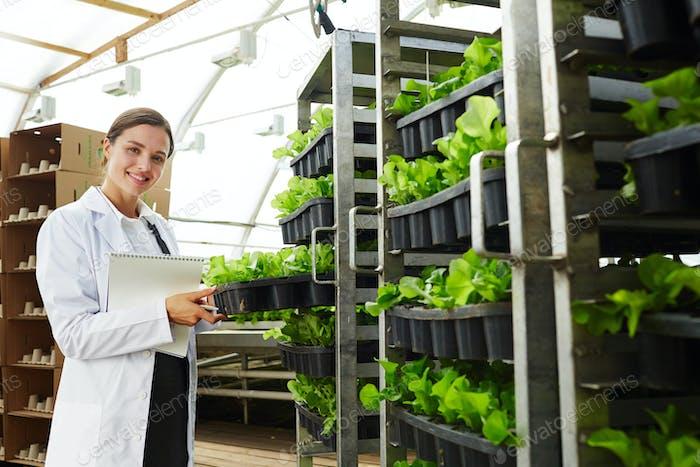 Landwirtschaftliche Mitarbeiter