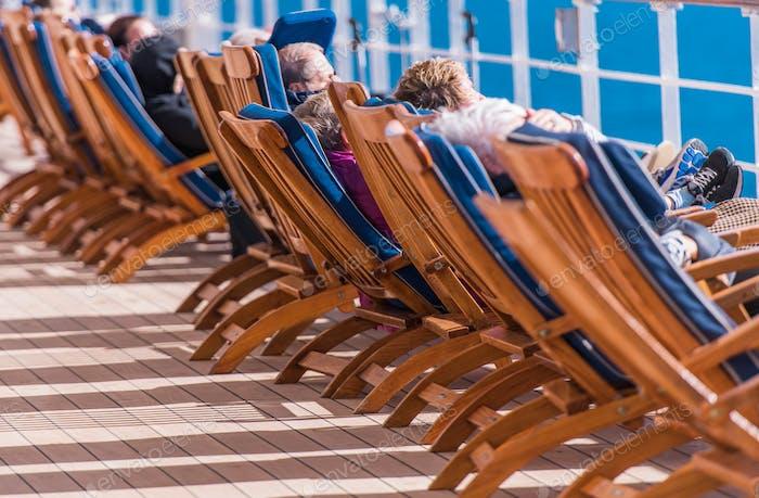 Sea Travel Cruise Ship Relax