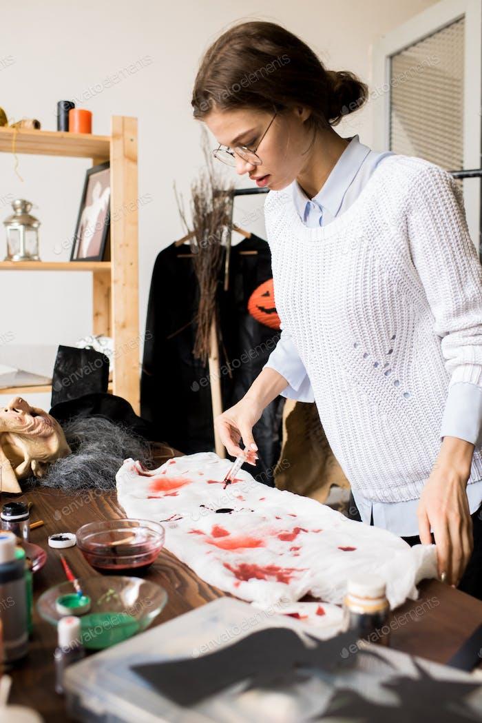 Kleidung Designer Herstellung Halloween Kostüm