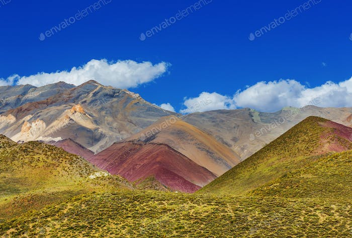 Northern Argentina landscapes