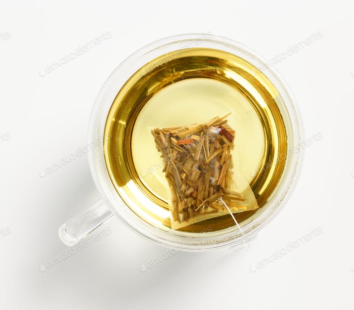 fresh herbal tea
