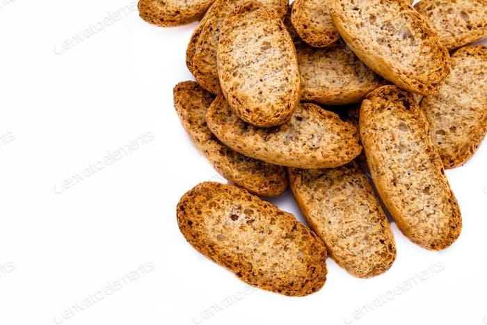 Geröstetes Brot