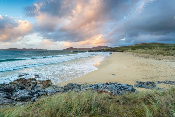 Traigh Lar Beach in the Western Isles