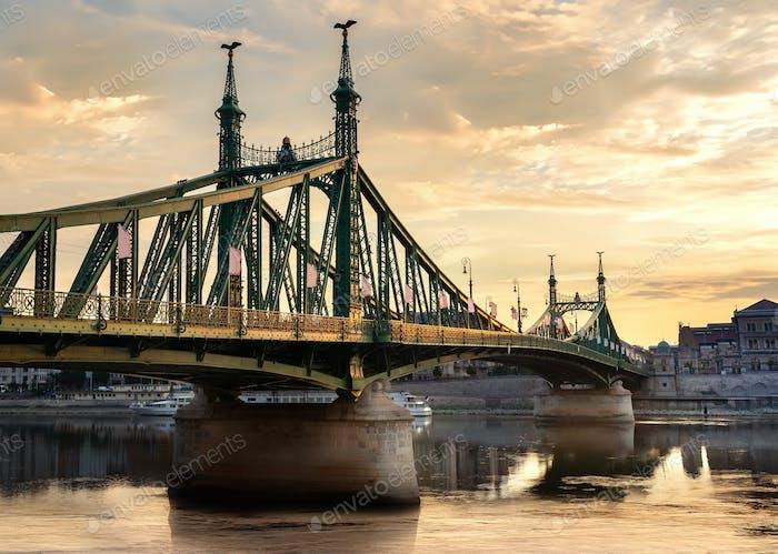 Budapest Liberty Bridge