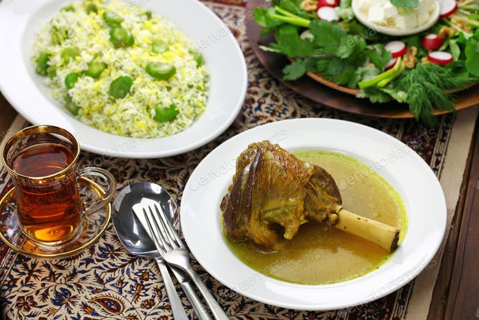 iranian persian cuisine