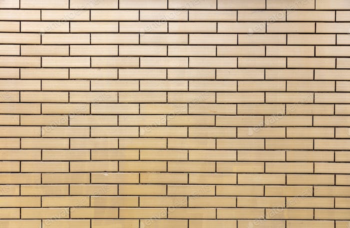 Brick wall background texture. Building wall facade, masonry,