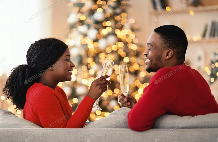 Christmas, New Year and comfort of home