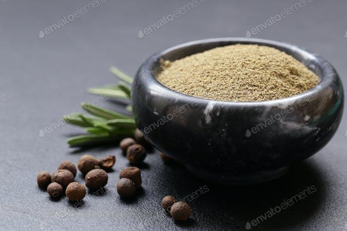 Black Ground Pepper