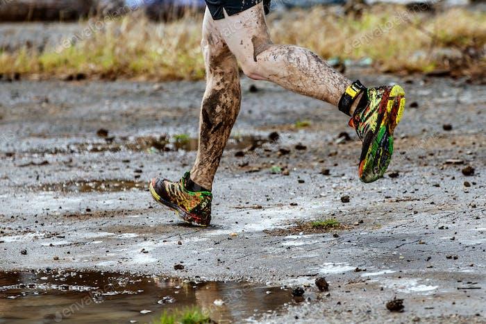 legs runner athlete