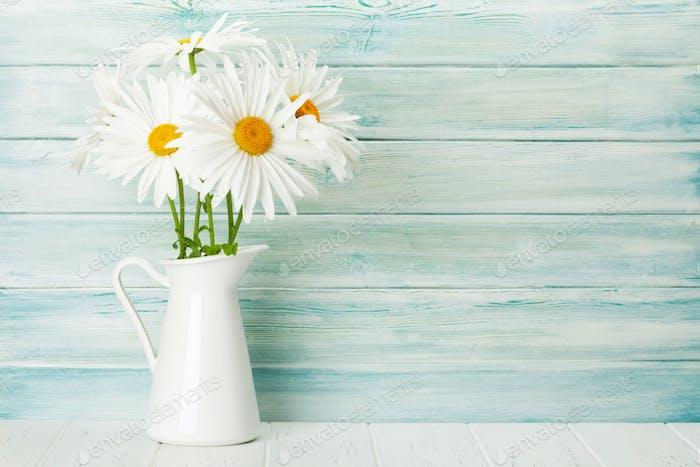 Kamillenblüten Blumenstrauß