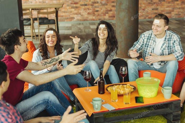 Ideen für Home Party Konzept