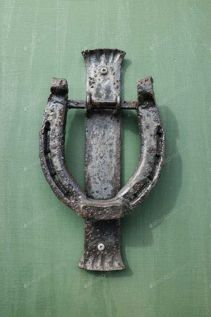 Norwegian door knocker