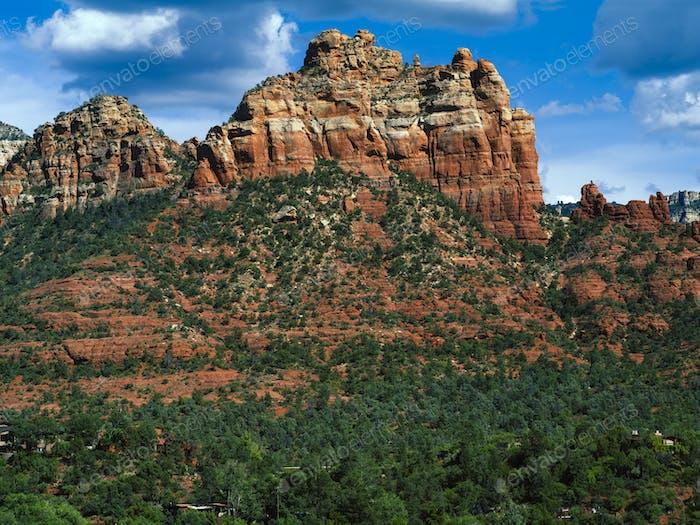 Red Rocks in Arizona