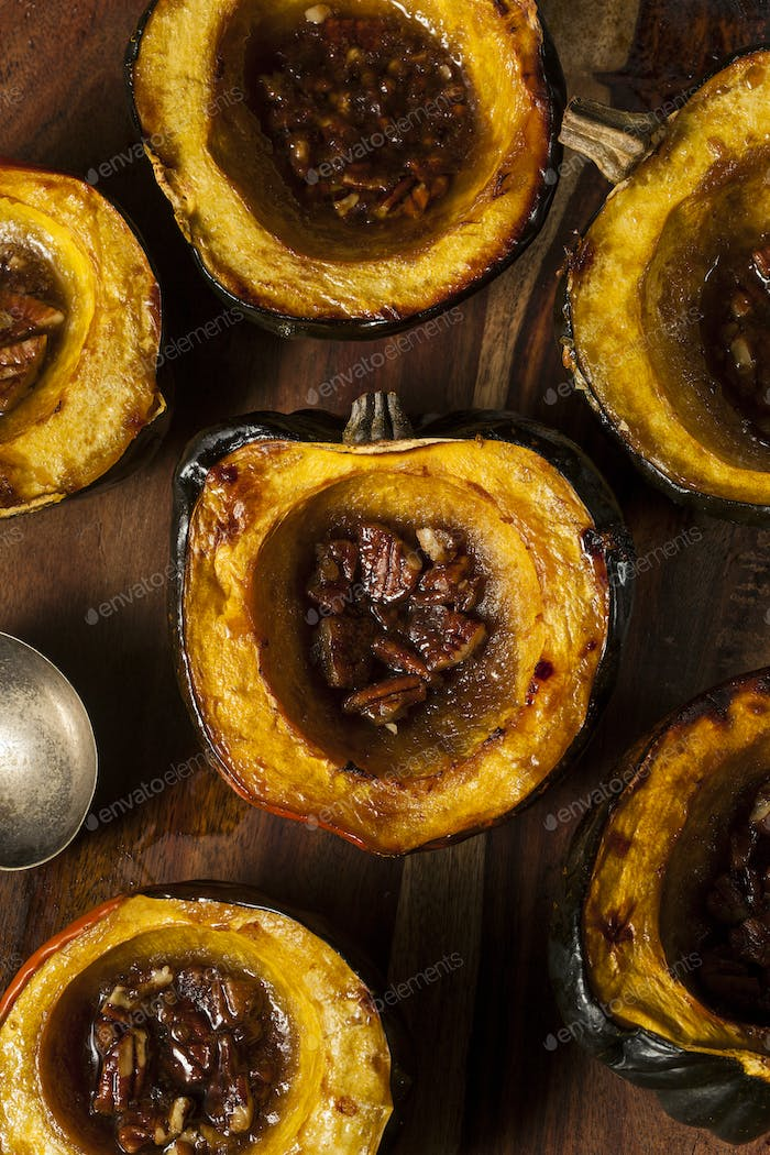 Thumbnail for Homemade Roasted Acorn Squash