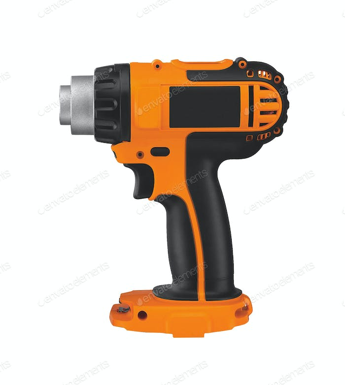 electric battery powered impact wrench