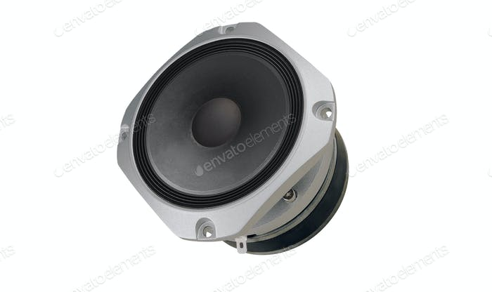 Speaker 3d
