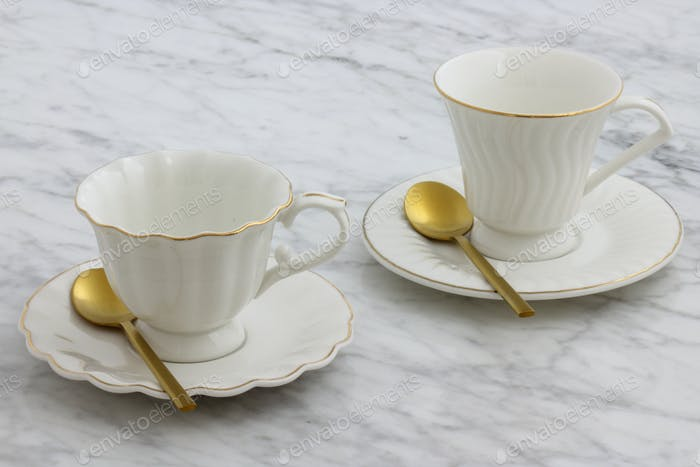 lovely set of tea cups