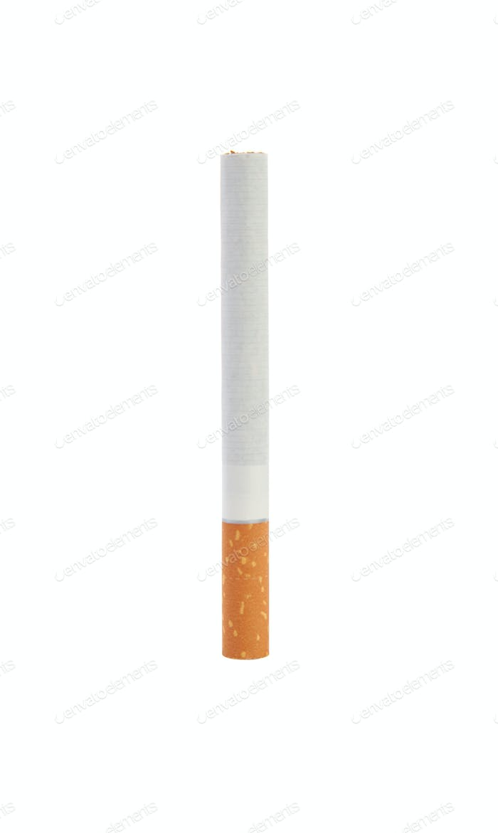 One cigarette