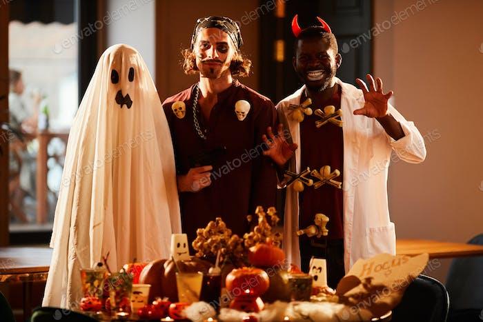 Halloween Haus Party