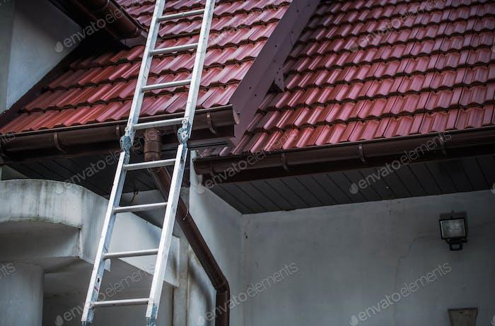 Ceramic Roof Tiling