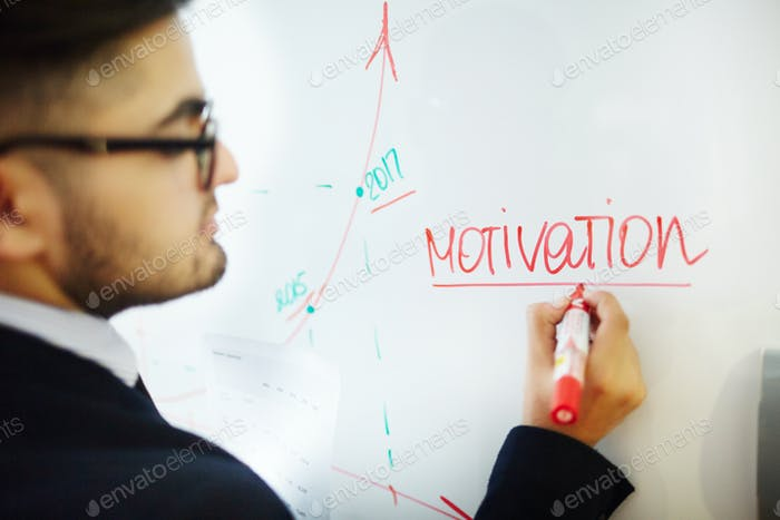 Motivation is important