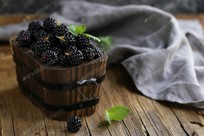 Black Raspberry Blackberry
