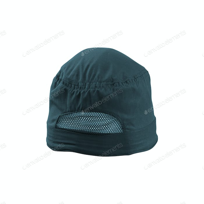 fabric hat isolated