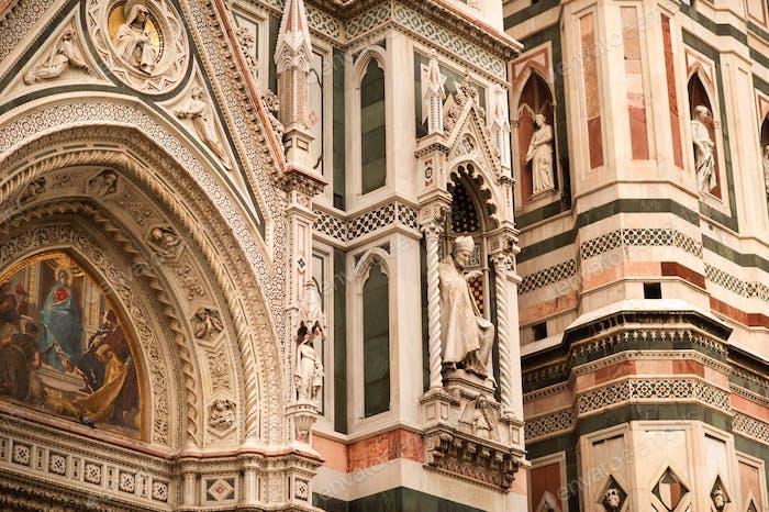 Kathedrale Santa Maria del Fiore in Florenz, Italien
