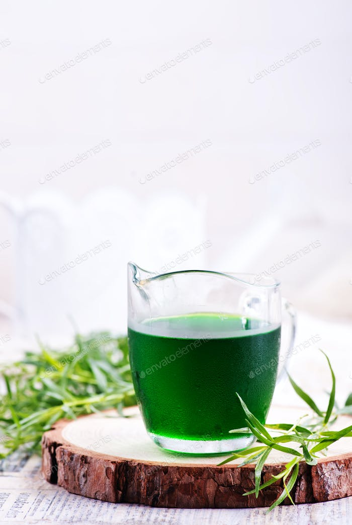 Estragon Drink Shot